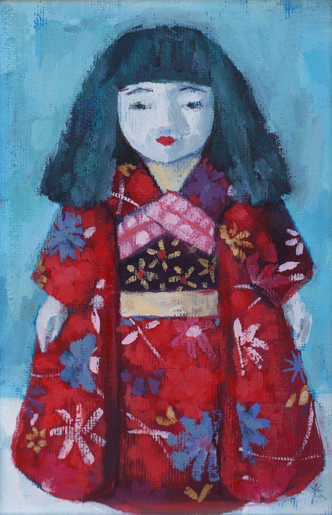 Kokeshei Doll